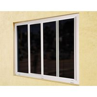 Series 375 Estate Horizontal Rolling Impact Resistant Windows image