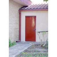 Chem-Pruf Door Co. image | Hurricane/FBC Rated Doors