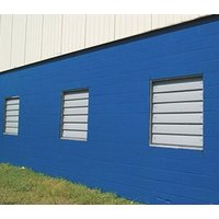 Chem-Pruf Door Co. image | Wall louvers
