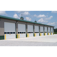 Commercial Insulated Sandwich Doors image