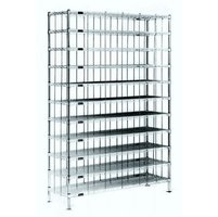 Cleanroom Shoe Racks image