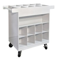 Polypropylene Chemical Carts image