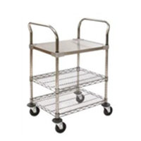 Lab & Cleanroom Utility Carts image