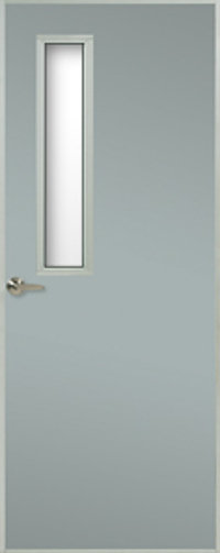 FRP Flush School Door