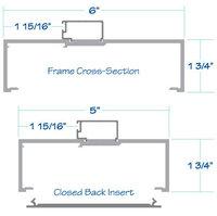 Aluminum Door Frames image
