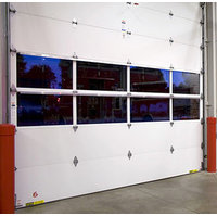 Polyurethane Insulated Steel Doors R-values to 22.2 image