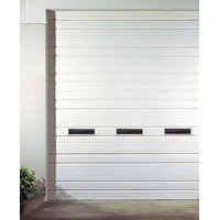 Ribbed Steel Doors image
