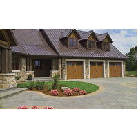 Insulated Carriage House Garage Door image