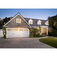 Insulated Steel and Composite Carriage House Garage Door image