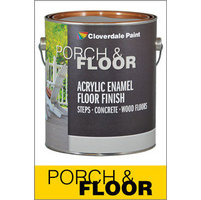 Floor Finishes - Porch & Floor image