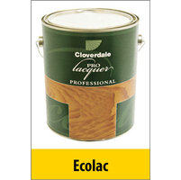 Ecolac Waterborne Lacquer image