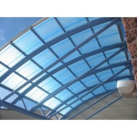 Polycarbonate Standing Seam Panels image
