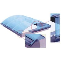 Curved System for Windows and Roofing image