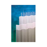 Corrugated Polycarbonate Sheets image