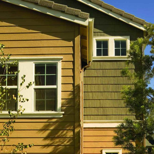 Self Leveling Siding : Collins fsc certified wood building materials