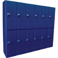 Antimicrobial PolyLife® Lockers image