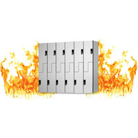 Class A and Class B Fire Rated Lockers image