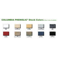 Columbia Phenolic® Stock Colors image