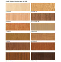 Acrovyn Doors Colors & Finishes image