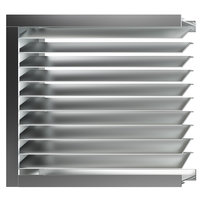 Non-Drainable, Formed Metal and Air Conditioning & Thinline Louvers image