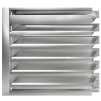 Drainable Louvers image