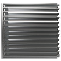 Formed Metal Louvers image