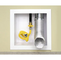 DBX1000 Plastic Dryer Vent Box image