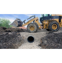 Eagle Corr PE™ High Density Polyethylene (HDPE) Pipe image
