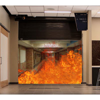 Insulated Service Fire Doors image