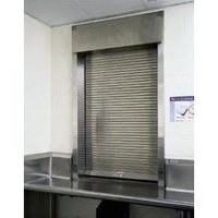 Counter Fire Doors with Sill & Trim image