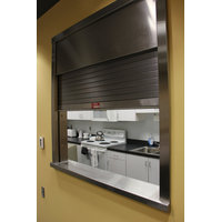 Counter Doors with Sill & Trim image