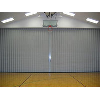 Accordion Sliding Wall Partition image