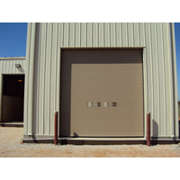 Insulated Roll Up Door image