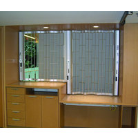 Side Folding Grilles and Closures image