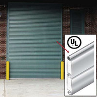 SmokeShield® Firemiser™ Insulated Fire Doors image