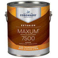 Coronado Paint Co. image | Semi-Transparent Alkyd Deck & Siding Stain