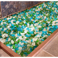 Sea Glass Pebbles image