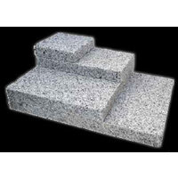Flamed Salt & Pepper Granite Paving image