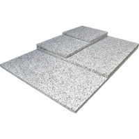 Flamed Salt & Pepper Granite Tile image