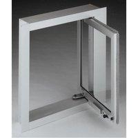 Flip Window (Non-Bullet Resistant) image
