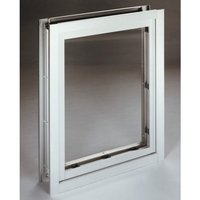 Vision Window with Aluminum Clamp-On Frame image