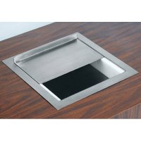 Recessed Deal Tray with Sliding Lid RSL 1414 image
