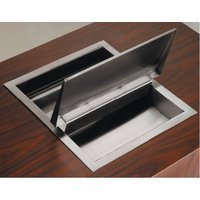Recessed Deal Tray with Flip Lid FLR 1416 image
