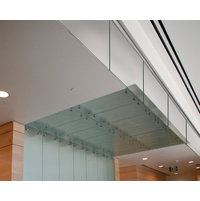 Glass Smoke Baffle Systems image