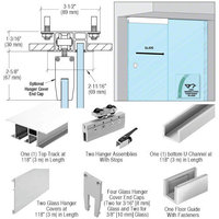 Heavy Glass Sliding Door Systems image