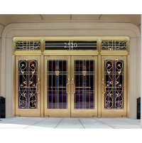 CRL-Blumcraft® Formed Monumental Balanced Doors image