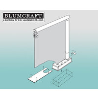 CRL-Blumcraft® Gass Gate Post Systems image