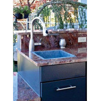 Outdoor Sinks and Faucets image