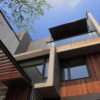 Fused Bamboo RainClad Siding image