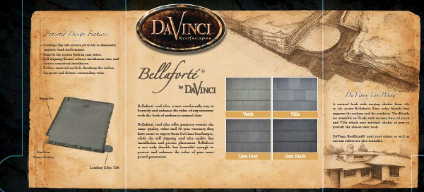 Davinci Roofscapes Llc Shakes And Shingles